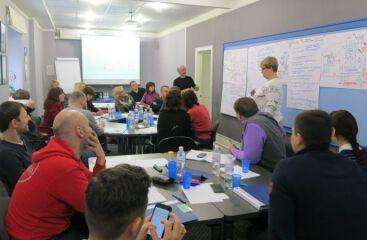 Практика решения управленческих проблем