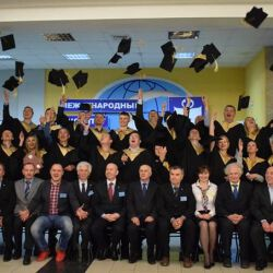 Поздравляем выпускников МВА!