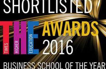 Школа бизнеса ОУ вошла в список претендентов на престижную награду