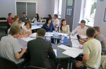 Практика решения управленческих проблем: новый старт