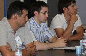 """Круглый стол """"Мотивация в управлении проектами: проблемы из практики и их решения"""""""