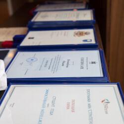 Вручение Дипломов и Сертификатов ОУ-ЛИНК
