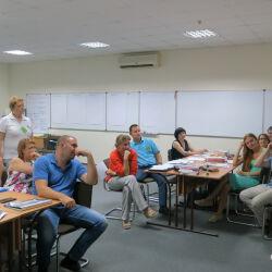 Менеджмент в действии: интенсив в формате выездной школы
