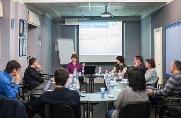 Дискуссионная встреча: Бизнес сегодня: управление на грани хаоса