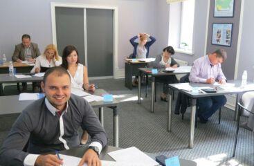 """Экзамены по программе """"Менеджмент в действии"""""""