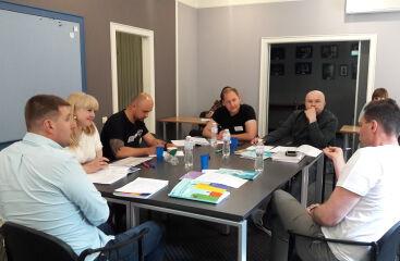 В мае 2021 начались занятия новых групп