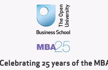 Школе бизнеса Открытого университета – 25 лет!